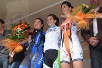 Axelle Dubau-Prévot, Audrey Menut et Laura Perry