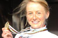 Emma Pooley est championne du monde du contre-la-montre