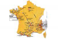 Le parcours du Tour de France 2011