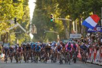 Un dernier sprint sur l'avenue de Grammont