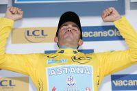 Alberto Contador savoure : il remporte un Paris-Nice éprouvant physiquement et nerveusement