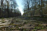 Les pavés de la plus célèbre trouée du monde