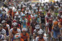 Les coureurs ont le masque à l'arrivée de Spa