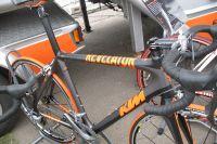 Le KTM Revelator, futur vélo de la formation Bretagne-Schuller