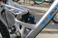 Chez Mondraker le système de suspension zéro va être étendu à la gamme Zénith qui offre un débattement de 170