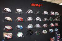 Les casques de la marque italienne SH +