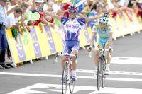 Premier Tour de France et première victoire d'étape pour Joaquin Rodriguez