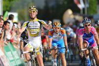 Mark Cavendish démontre tout son talent