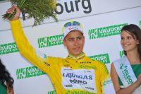 Peter Sagan poursuit sa route en Jaune