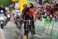 Alejandro Valverde remporte le Tour de Romandie