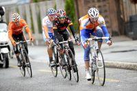 Alejandro Valverde en route vers la victoire finale dans le Tour de Romandie