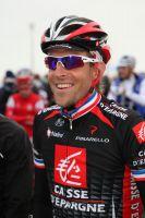 Christophe Moreau tout sourire