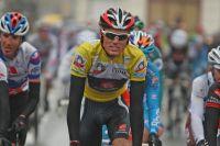 Luis Leon Sanchez conserve le Jaune après l'arrivée à Angers
