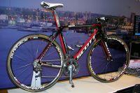 Le Scott FO1 qui équipera les HTC-Columbia sur le Tour de France