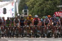 Il n'y aura pas de sprint à l'arrivée de la deuxième étape à Spa