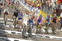 Cavendish et le gratin mondial du sprint