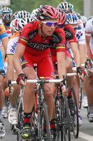 Alessandro Ballan fait son retour au Tour de Suisse