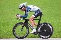 Frank Schleck fait la différence dans le contre-la-montre final du Tour de Suisse