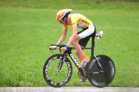 Robert Gesink échoue en Jaune dans le contre-la-montre final du Tour de Suisse