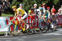 Le duel entre Schleck et Contador a abouti à un non-lieu à Ax-3 Domaines