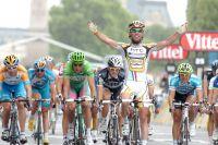 Cinq victoires pour Mark Cavendish sur ce Tour de France