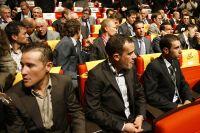 Thomas Voeckler, Anthony Charteau et Vincenzo Nibali côte à côte