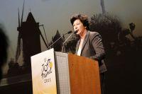 La députée Véronique Besse, représentante de la Vendée
