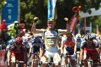 André Greipel ouvre la saison victorieusement au Tour Down Under