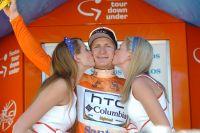 André Greipel premier leader du Tour Down Under 2010