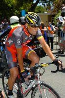 Lance Armstrong fait sa rentrée