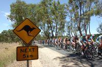 Le cyclisme à l'heure australienne