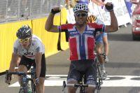 Jamais vainqueur sur Paris-Roubaix, le Viking triomphe des pavés sur le Tour
