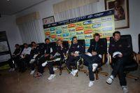 Une belle brochette de favoris : Evans, Scarponi, Bennati, Cancellara, Pellizotti, Nibali, Schleck et Cavendish