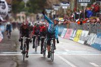 Linus Gerdemann ouvre en vainqueur Tirreno-Adriatico