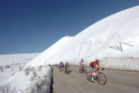 Le Sasso Tetto prisonnier des neiges