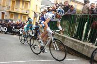 Benoît Vaugrenard réalise un bon Tirreno-Adriatico