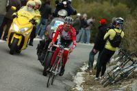 Francesco Masciarelli remporte la dernière étape au Mont Faron