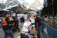 La montagne réussit à Riccardo Ricco