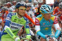Basso et Vinokourov prennent date pour le Giro