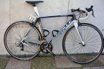 Vélo Granville de l'équipe Vérandas Willems