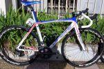 Vélo Lapierre de l'équipe Française des Jeux