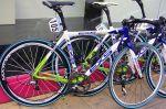 Vélo EXS de l'équipe Bretagne-Schuller