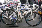 Vélo Batavus de l'équipe Vacansoleil