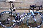 Vélo Koga de l'équipe Skil-Shimano