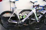 Vélo Definitive Gitane de l'équipe Saur-Sojasun