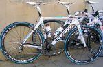 Vélo Kuota de l'équipe Ag2r La Mondiale