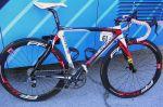 Vélo Eddy Merckx de l'équipe Quick Step