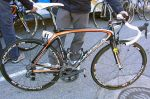 Vélo Orbea de l'équipe Euskaltel-Euskadi