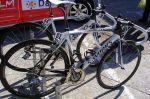 Vélo Specialized du Team Saxo Bank