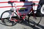 Vélo Look de l'équipe Cofidis